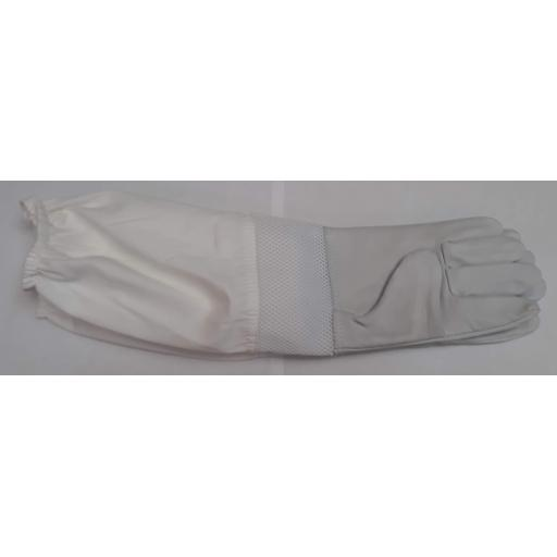 Gloves Large Ventilated Cuff