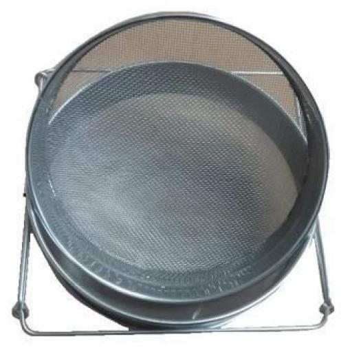 Double Strainer Sieve