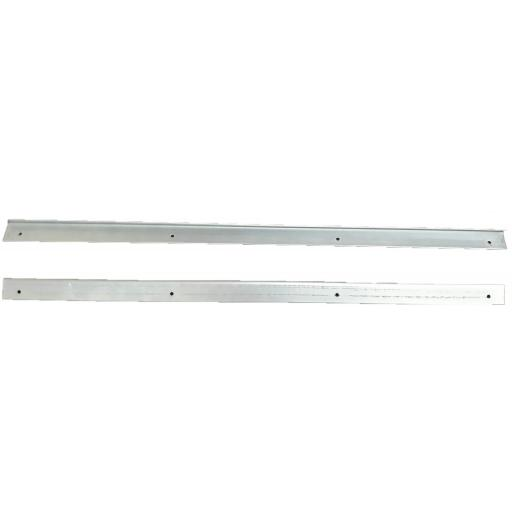 1 Pair Metal Frame Runners