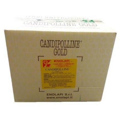 Candipolline Gold Pollen feed 12kg box (12x1kg)