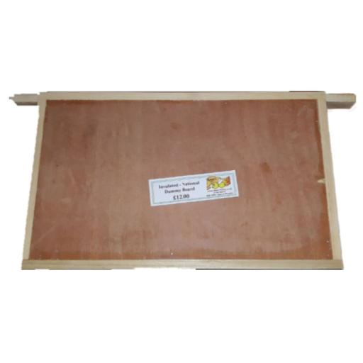 Insulated dummy board